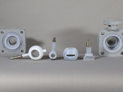 Ball Valves Components